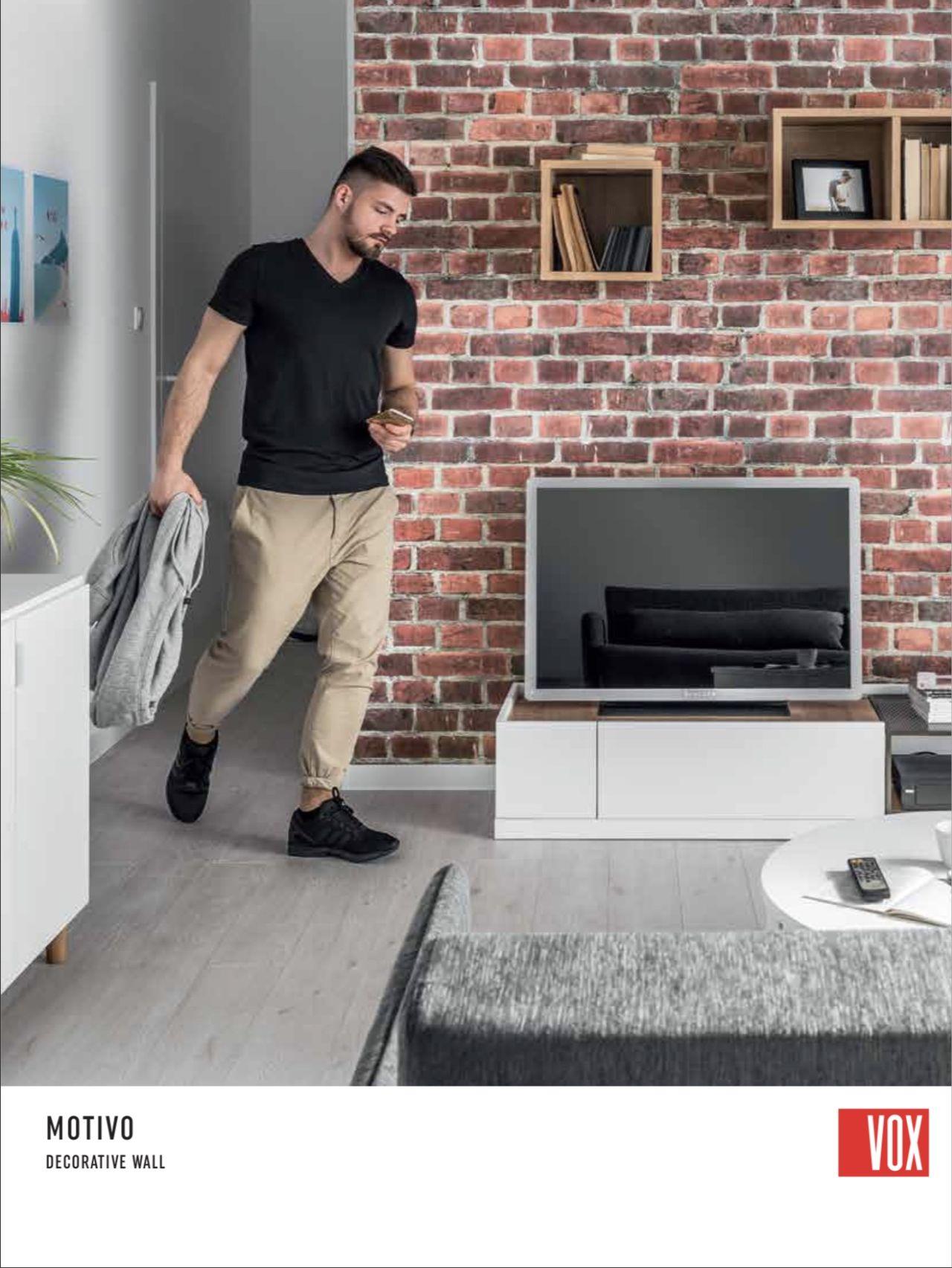 Sfoglia il catalogo del muro decorativo in PVC Motivo