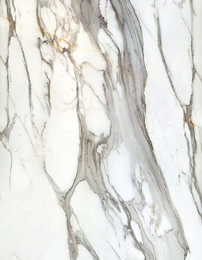 075 marble calacatta silver and gold