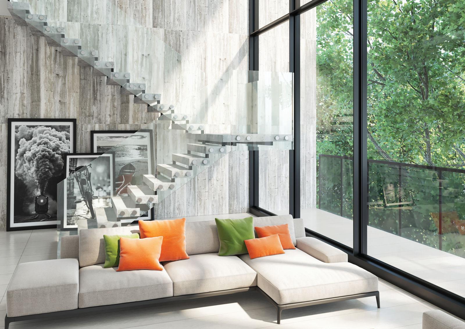 Come Rivestire Un Muro Interno pareti in pvc per soggiorno, camera da letto, bagno e cucina