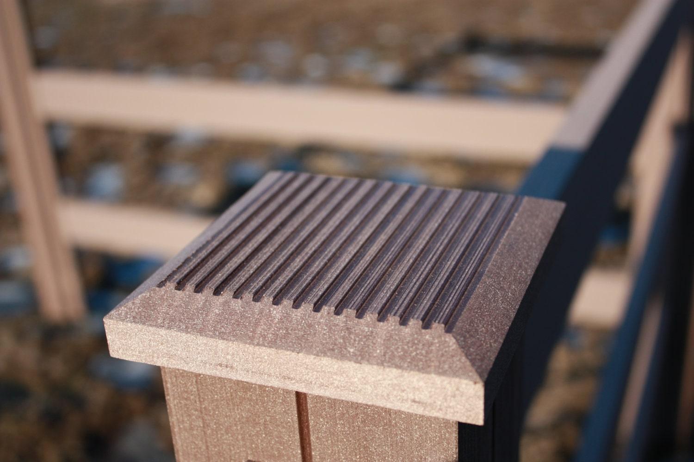 Recinzioni in WPC legno composito